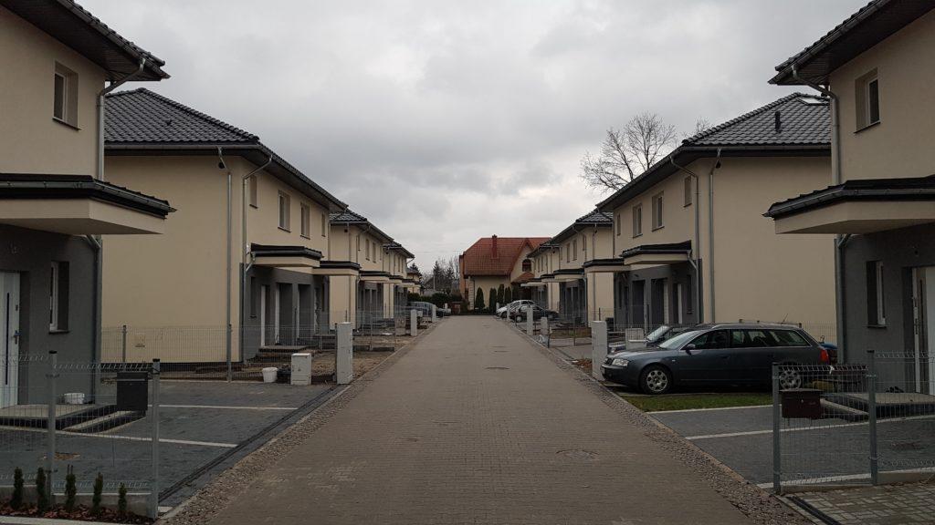 Sulejówek, ul.Narutowicza
